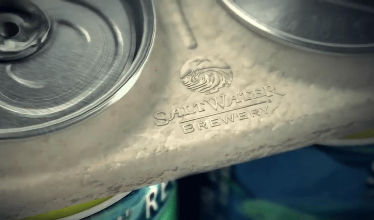bere birra salvando l'ambiente contemporaneamente newslandia commestibili anelli