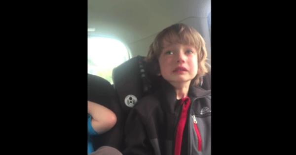 reazione bambino ambiente maltrattato henry virale preview newslandia