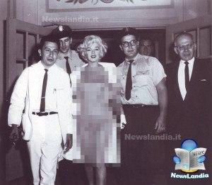 censura non necessaria marylin monroe nuda