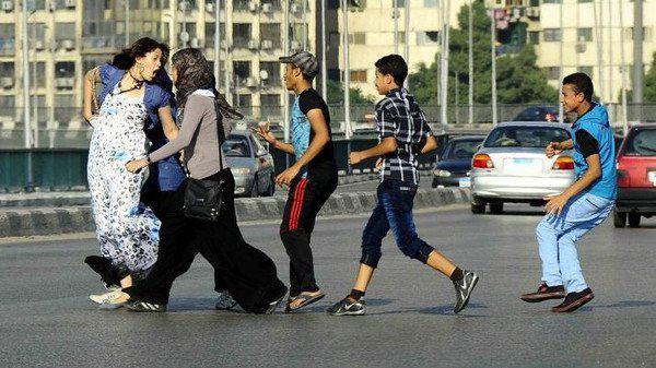 Paesi più pericolosi per le donne: Egitto