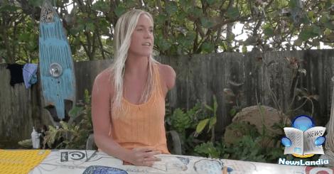 Perde un braccio dopo l'attacco di uno Squalo: Ora batte il miglior surfista al Mondo