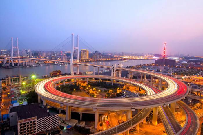 I 5 ponti più pericolosi del mondo: Nanpu Bridge Cina