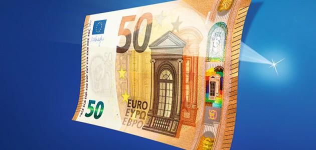 Nuova Banconota 50€ in circolazione dal 17 Aprile 2017