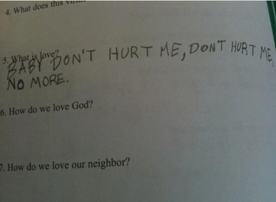 Risposte divertenti Test a Scuola: Ecco le più spiritose!