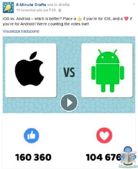 Come fare Dirette Facebook con Reactions live
