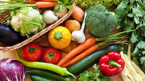 Alimentazione vegetariana: i cibi chiave