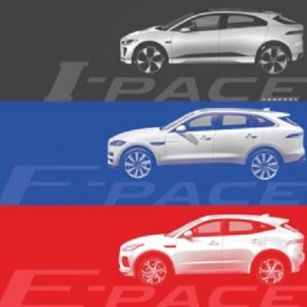 Il nuovo Suv marchiato Jaguar: la E-Pace