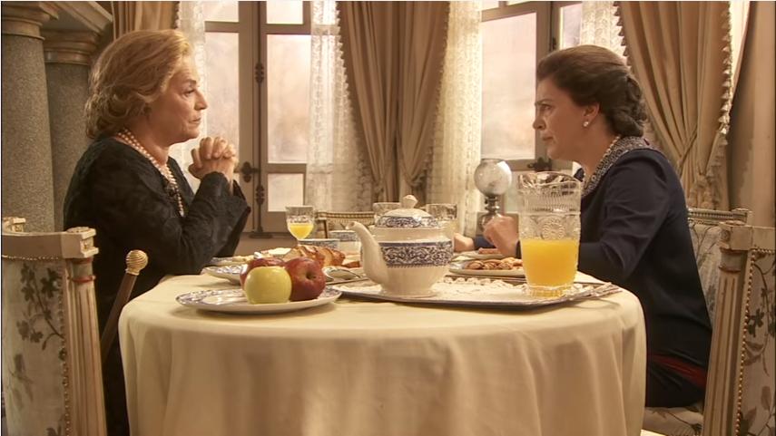 Anticipazioni Il segreto : Zia Eulalia si allea con Francisca