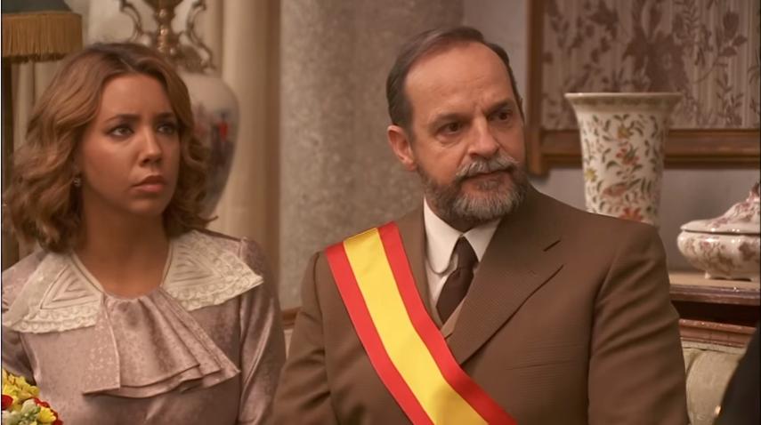 Anticipazioni Il segreto: Raimundo Ulloa sindaco di Puente Viejo