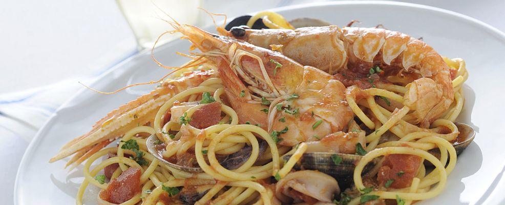 Salento a tavola: spaghetti allo scoglio