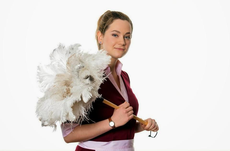 Christin Balogh come Tina Kessler
