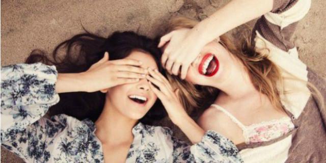 Migliore Amica: le 10 cose che può capire solo lei