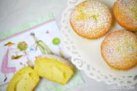 Tortine al limone, ideali per grandi e piccoli.