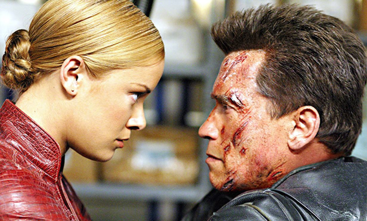 Terminator 3 – Le macchine ribelli – Rise of the Machines.