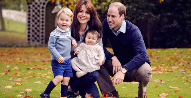 Kate e William in attesa del terzo figlio
