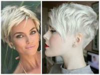 Nuovi tagli di capelli corti, i look dell'autunno 2017
