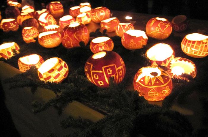 L'origine della festa di Halloween