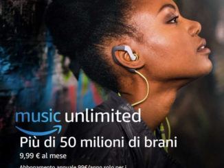 Amazon Music Unlimited: 30 giorni prova gratis