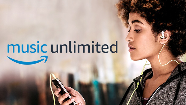 Amazon Music Unlimited: 30 giorni gratis