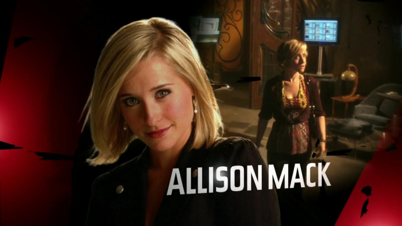 Allison Mack, da Smallville ad una setta segreta