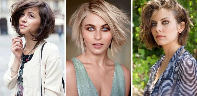 Tagli di capelli 2018 donne foto