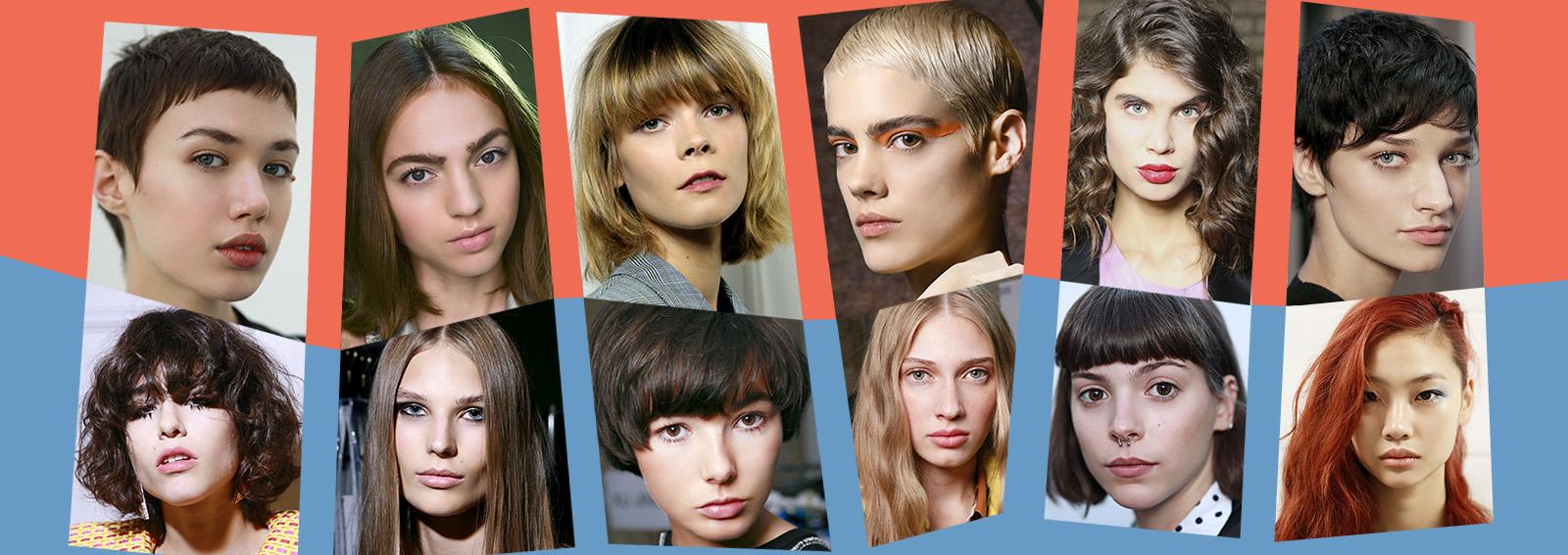 Moda: taglio capelli primavera-estate 2018