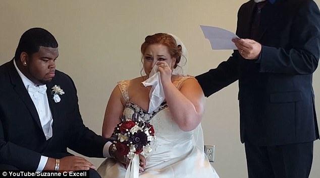 [ VIDEO VIRALE ] Muore di cancro ma lascia alla figlia una lettera per il suo matrimonio