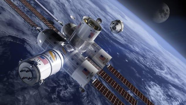 Aurora Station, il futuro hotel nello spazio