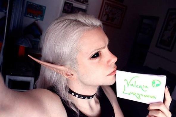 Luis Padron, l'elfo umano