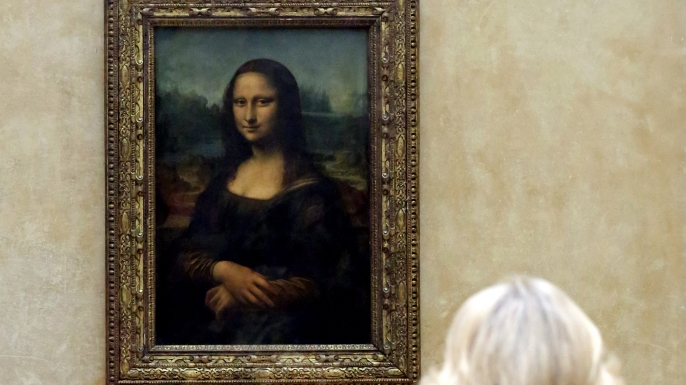 The mystery of the Mona Lisa, unveiled why her smile like that