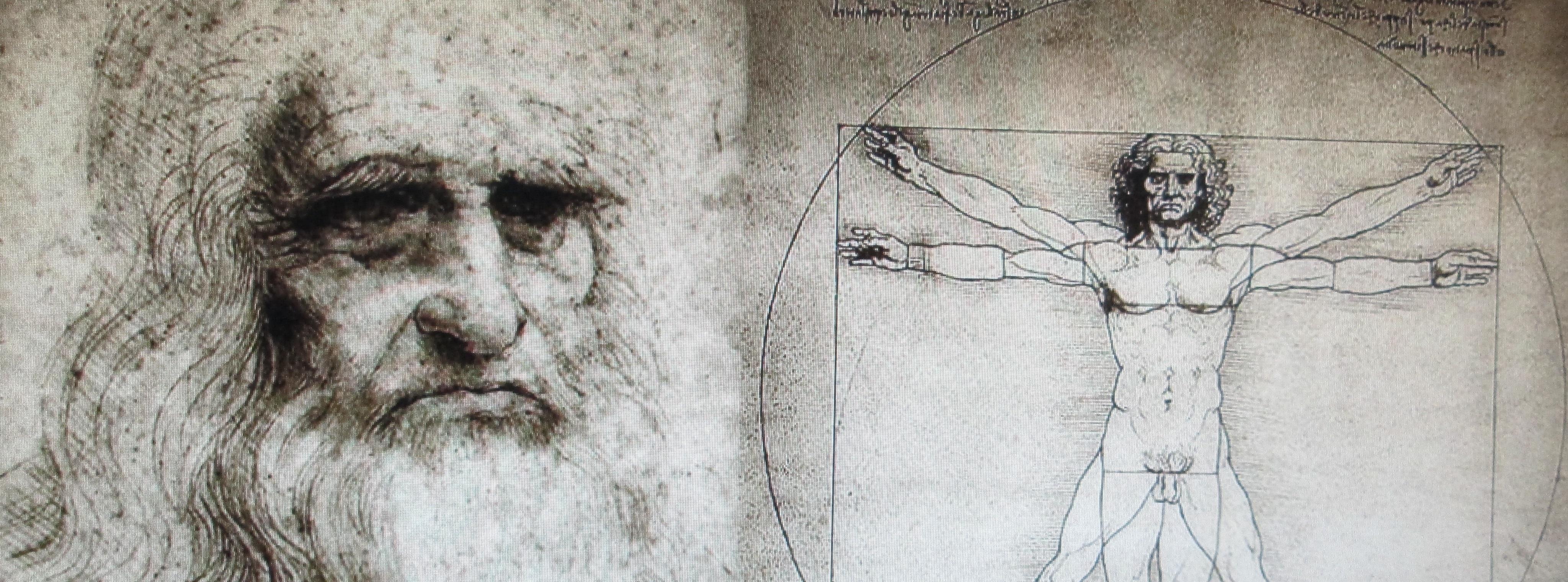 2 maggio 2019, il quinto centenario della morte di Leonardo da Vinci