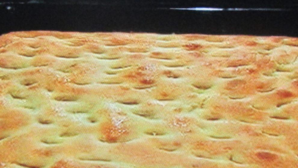 La focaccia : un classico della cucina italiana nelle sue varianti regionali